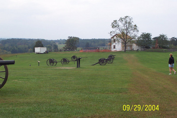 Civil War Battlefields and Sites